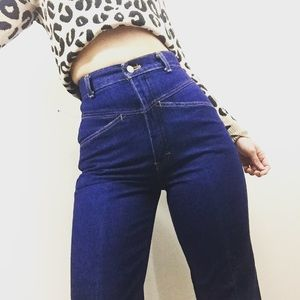 VTG ULTRA high rise mom jeans✨